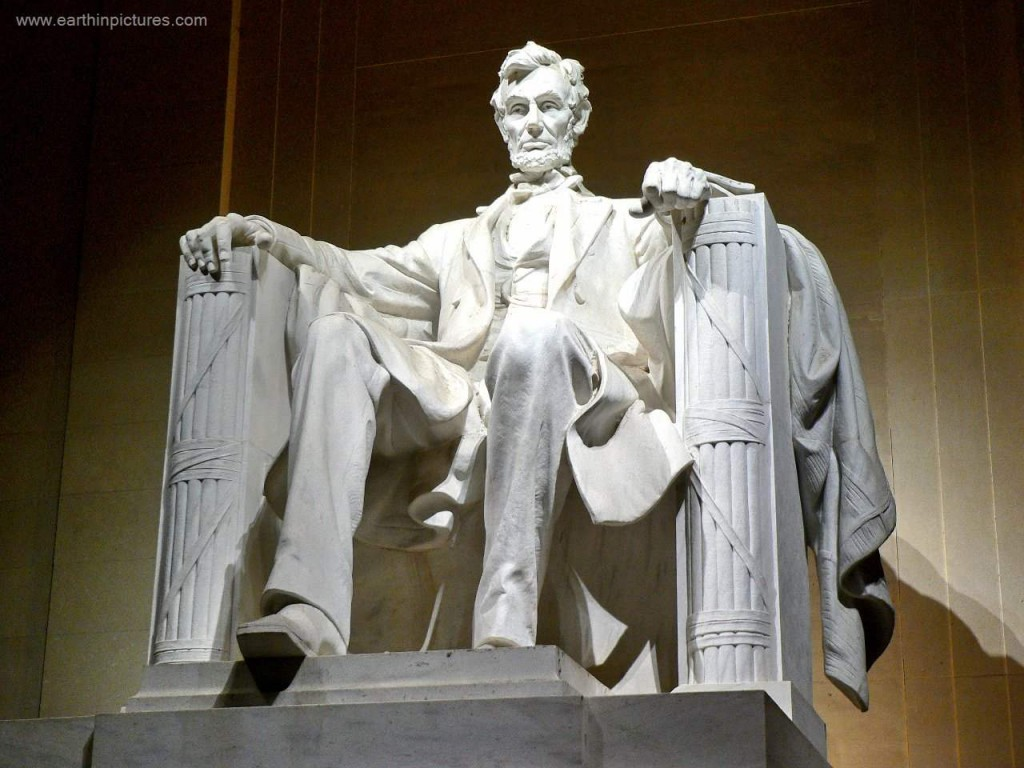 Le Lincoln Memorial