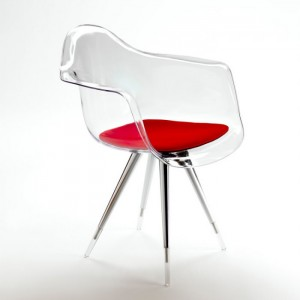 La chaise Angel Kubikoff