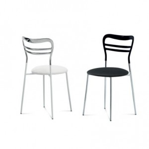 Lot de 2 Chaises design Dora