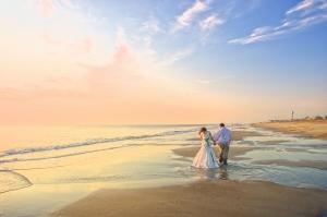 Choix de la robe de mariage