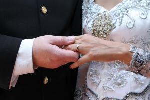 Compléter sa tenue de mariage