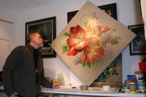 Focus sur Pieter Wagemans (3D painting)