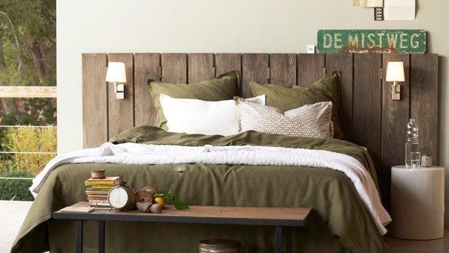 4 idées de têtes de lit à faire soi-même