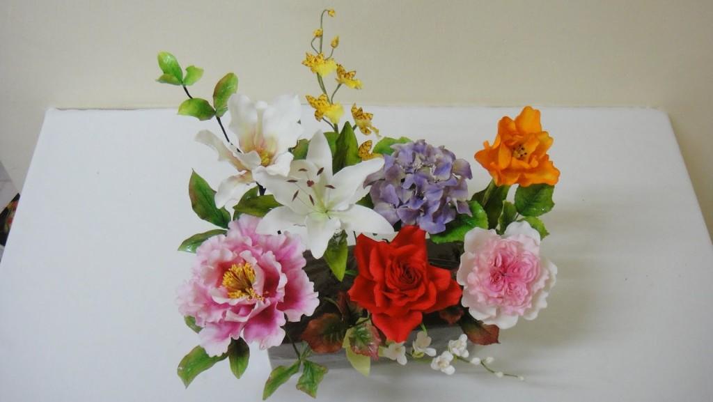 sugar-art-flowers