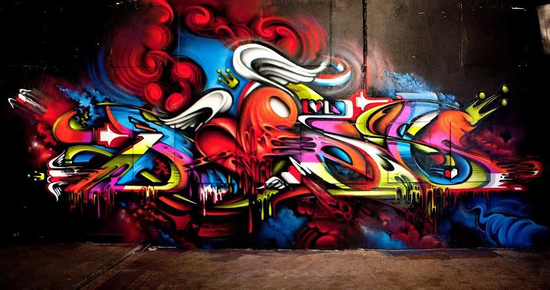 Le graffiti, un art à part entière