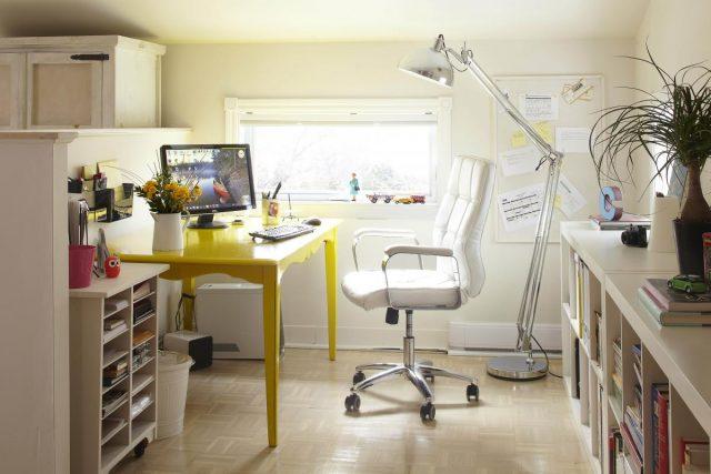 Quel est l'endroit idéal pour aménager son bureau à la maison ?