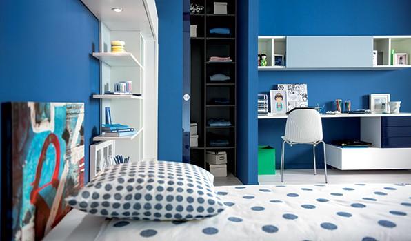 Bureau chambre adulte meilleures images d 39 inspiration for Amenager un bureau dans une chambre