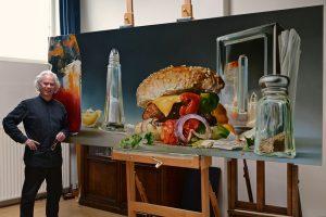 Tjalf Sparnaay : le peintre qui voit en grand