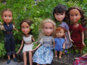 Tree Change Dolls : donner une nouvelle vie aux poupées