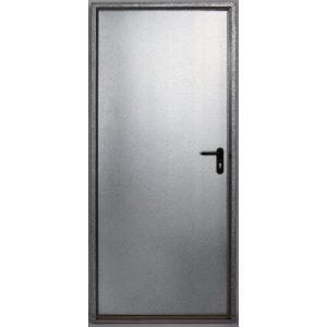 Portes extérieures en acier