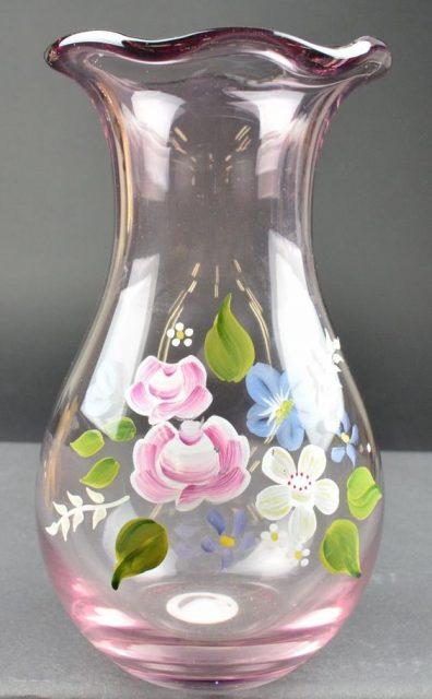 Utiliser la technique One Stroke pour peindre sur du verre