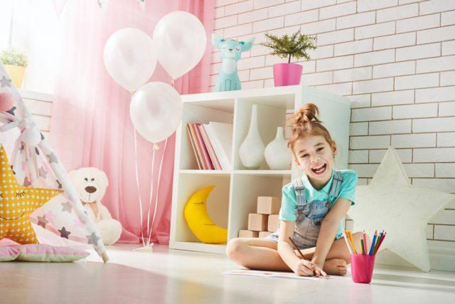 Les astuces pour optimiser l'espace de votre chambre d'enfant