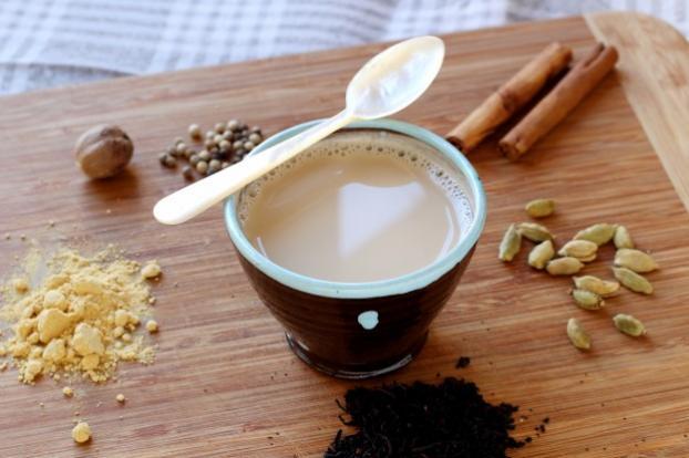 Thé massala chai