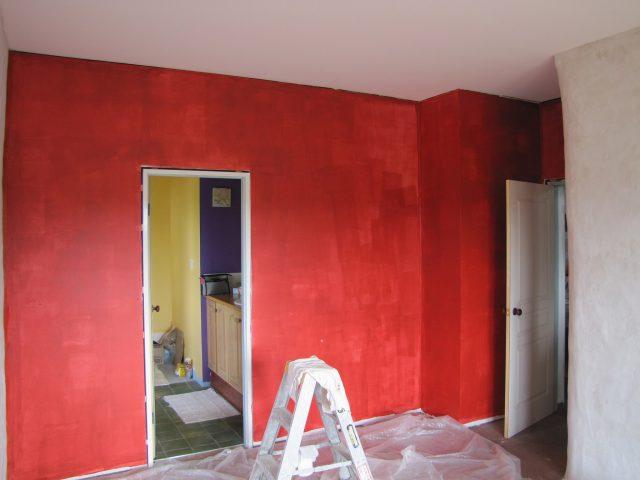 la préparation est importante pour la peinture