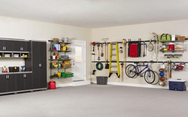 Aménager garage