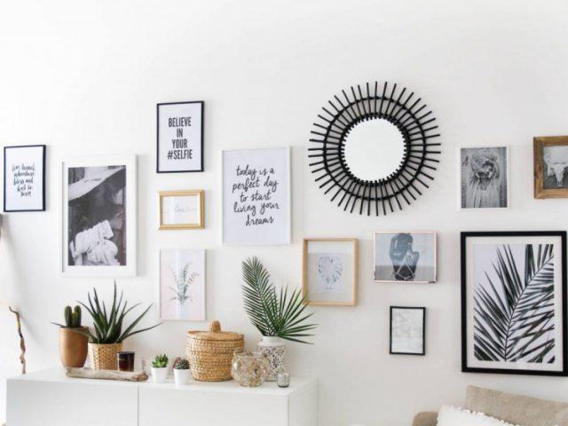 décorations sur vos murs