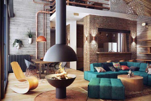 Loft-industriel-et-cosy-1