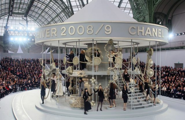défilé mythique Chanel