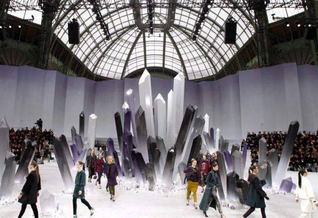 Derrière les coulisses du défilé mythique Chanel