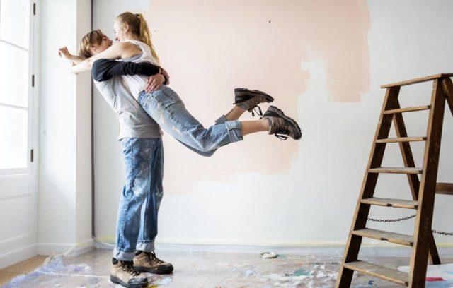 Peindre votre logement