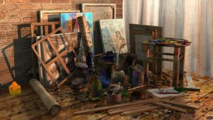 L'aspirateur laveur : un appareil idéal pour nettoyer un atelier de peinture