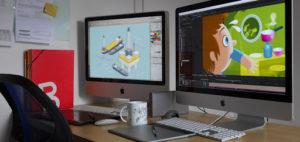 Motion design : le graphisme prend vie