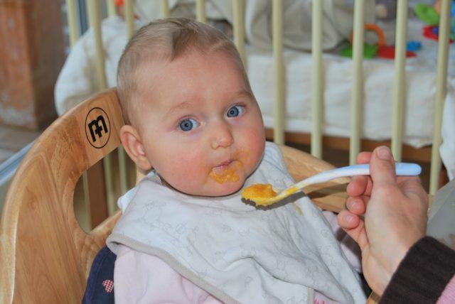 3 astuces pour que bébé ait bon appétit et mange bien