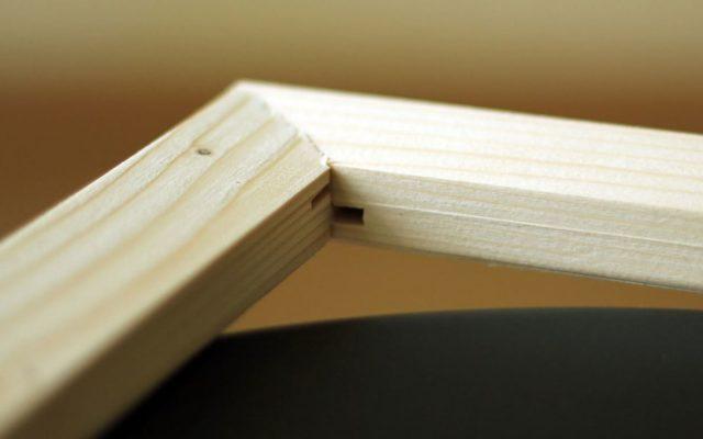 DIY : Comment construire un châssis pour toile grand format