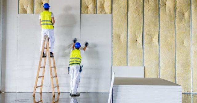 isoler un mur intérieur
