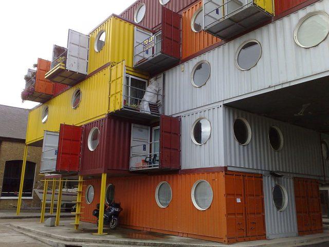 Tout ce qu'il faut savoir sur les maisons container