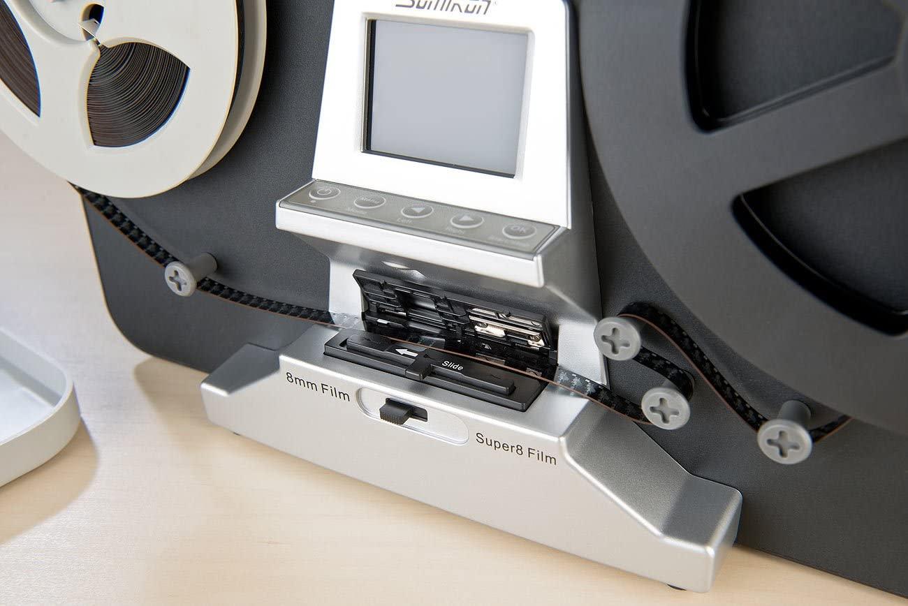 Scanner film super 8