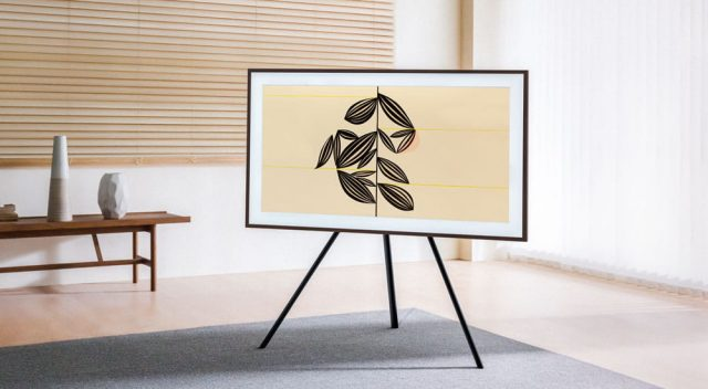 Samsung The Frame : le téléviseur au design unique